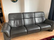 Stressless Sofa Couch 3 Sitzer