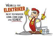 elektriker sucht Arbeit