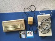 1Set Personal Computer Commodore 64