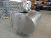 Edelstahltank Wassertank Wasserfass 1585L