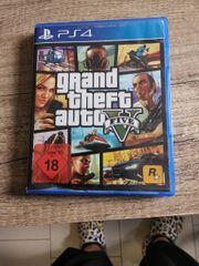 GTA Spiel PS4