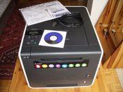 Brother Farblaserdrucker HL-4140CN