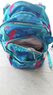 Satch Schulrucksack Ergoback Pack Caribic