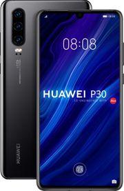 Huawei P30 Schwarz