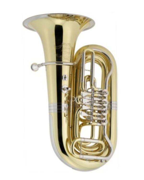Cerveny Arion Tuba in B
