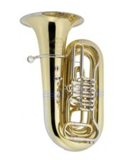 Cerveny Arion Tuba in B