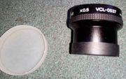 Sony Objektiv Wide conversions lens