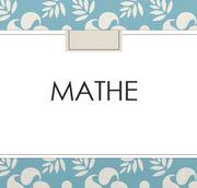 Mathe Nachhilfe im Martinsviertel