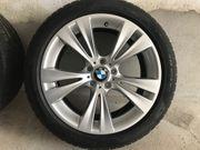 BMW X3 Winterkomplettradsatz 19 Zoll