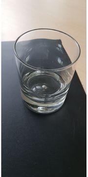 35 stabile Trinkgläser kaum benutzt