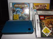 Nintendo DSi XL Blau Konsole