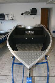 Aluboot Angelboot Brema Boot Motorboot