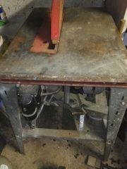 Tischkreissäge 380Volt dazu 7 Stück