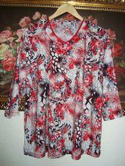 Vintage Shirt - Blütenprint Gr Gr