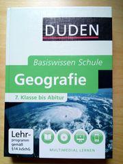 Duden - Geografie Basiswissen Schule