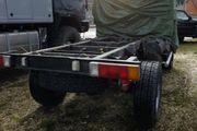 Original OKA LT110 Fahrgestell mit