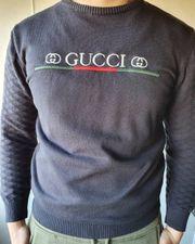 Gucci Pullover Monogramm Sweater Prada