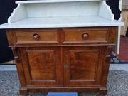 Antike Waschkommode Waschtisch Kommode Schrank