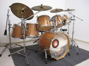 Gestandene Hardrock-Coverband sucht Drummer gerne