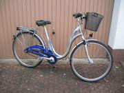 HERCULES Alu Damen-Fahrrad City Bike