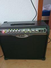 Line 6 Gitarre Verstärker