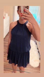 Wie neu ZARA Kleid marineblau