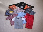 Kleidungspaket Gr 128