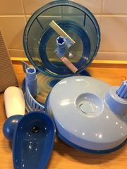Tupperware Quick Chef blau - kaum