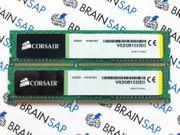 4GB 2x 2GB DDR3 RAM