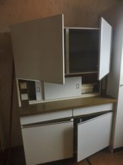 Alter Küchen-Schrank 2 tlg