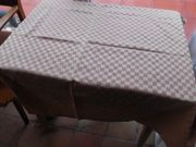 Tischdecke quadratisch