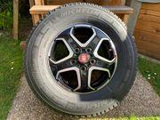 Alufelgen mit Reifen für Ducato