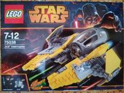 LEGO StarWars diverse Sets