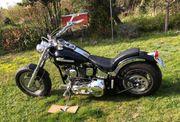Harley Davidson FXSTC SOFTAIL CUSTOM