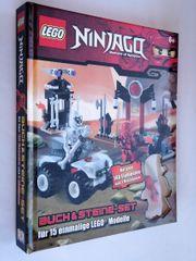 LEGO Buch Steine-Set NINJAGO Masters
