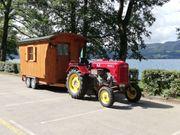 Schäferwagen Tiny House Mobiles Gartenhaus
