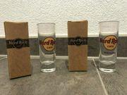 Hard Rock Cafe Glas Schnaps -
