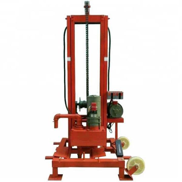 Suche Brunnenbohrgerät mit Spüllverfahren