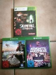 Xbox one und 360