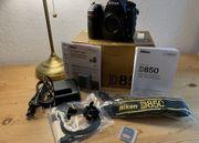 Nikon D850 Body neuwertig 406