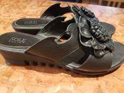 Pantoletten Schuhe Sandalen Gr 38