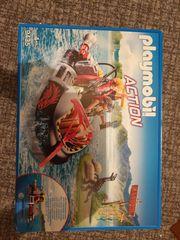 Playmobil Luftkissenboot mit Unterwassermotor 9435
