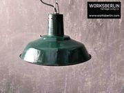 1 20 Restaurierte vintage Fabriklampen