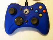 PC Gamepad Nacon GC-100XF Blau -