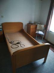 Elektrisches Bett