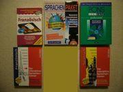 Computer PC Sprachkurs Spanisch Französisch