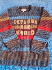 Jungen Pullover KANZ Gr 128