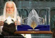 Herr der Ringe - Replik König