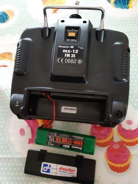 RC-Modelle, Modellbau - Graupner JR Sender