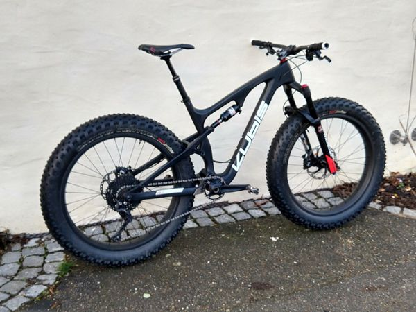Fatbike Carbon Fully